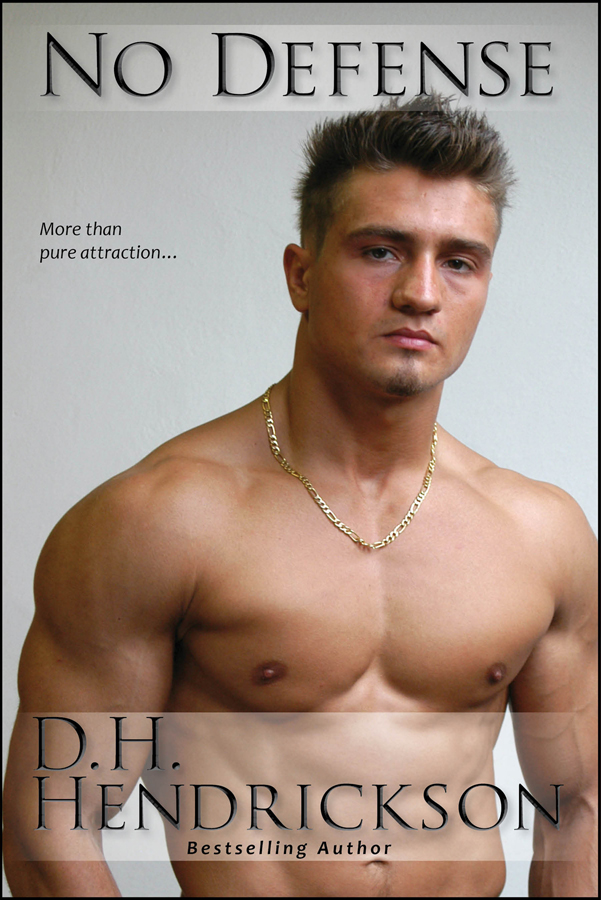 No Defense, a hockey romance by D. H. Hendrickson