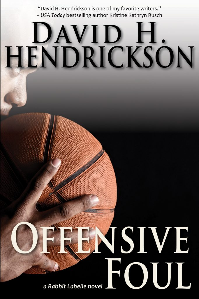 Book Cover: Offensive Foul